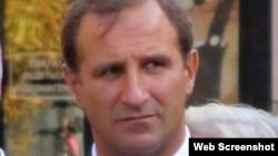 Мэр Крамянчуку Алег Бабаеў