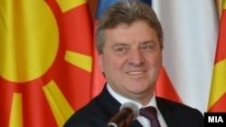 Македония президенті Георге Иванов.