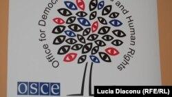 Moldova - ODIHR, logo, 06Jun2011