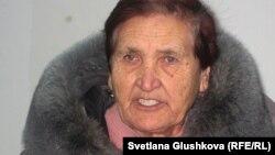 Надежда Пальчик, дольщица. Астана, 19 февраля 2013 года.