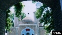 İbrahim məscidi, Bərdə, 1 iyun 2006