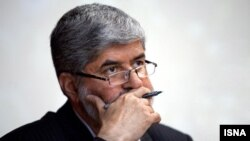 Ali Motahari, representative and deputy parliament speaker, who has become an outspoken critic of many domestic policies of ayatollah Khamenei, undated.