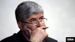 علی مطهری نائب رئیس مجلس