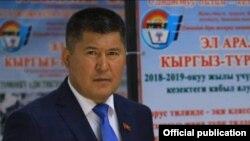 Мураталы Тагаев.