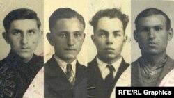 Усім страченим було від 18 до 25 років