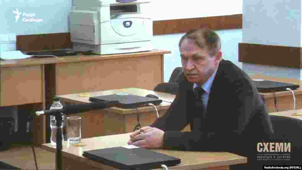 Суддя Борис Отрюх (Отрюх Борис Валентинович, Київський апеляційний господарський суд)