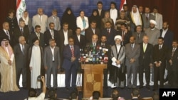 قادة في التحالف الوطني العراقي
