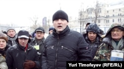 Sergei Udaltsov was jailed for 10 days