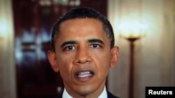 U.S. President Barack Obama announced the death of Osama bin Laden on May 1.