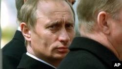 Владимир Путин през 1999 г.