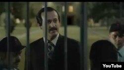 Сцена из нового фильма о президенте Турции Реджепе Тайипе Эрдогане «Глава».