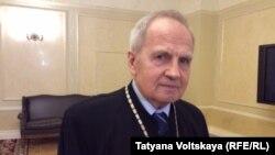 Председатель Конституционного суда России Валерий Зорькин.