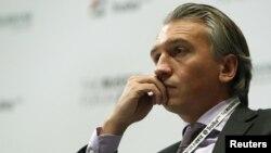Gazprom Neft CEO Aleksandr Dyukov (file photo)