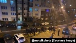 Минск, 5 января 2021 года