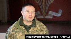 Військовослужбовець 80-ї окремої десантно-штурмової бригади ЗСУ Олег