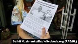 На думку Євгенії Кравчук, рішення про внесення до порядку денного законопроєкту Максима Бужанського було помилкою