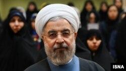 Iranian President Hasan Rohani