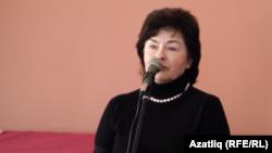 Резеда Әхиярова