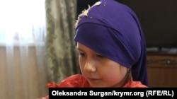 Sabriye, Ruslan ve Meryem Zeytullayevleriniñ büyük qızı