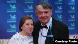 Светлана Кармалита и Алексей Герман