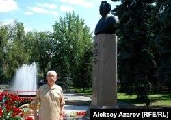 Профессор Мурат Баймаханов. Алматы, 22 августа 2012 года.