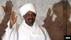 Sudanese President Omar Bashir (file photo)