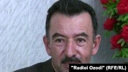 """Ҷӯрабек Охунов, раиси пешини ширкати """"Мовароуннаҳр"""""""