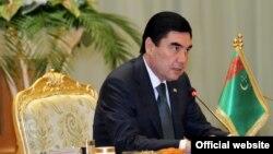 Түркмөн президенти Гурбангулы Бердимухемедов