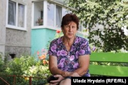 Суседка сям'і Піліпчукоў Ева Іванаўна