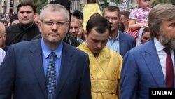 Олександр Вілкул (ліворуч)