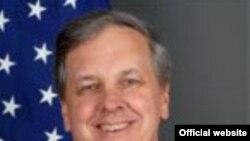 Представитель госдепартамента США Иэн Келли