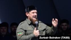 Грани Времени. Кадыров против Путина?
