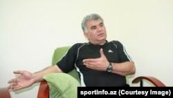 Əsgər Abdullayev - Foto: Sportinfo.az