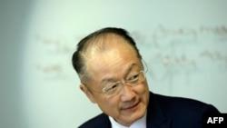 Дүйнөлүк банктын президенти Жим Ким.
