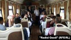 Возобновлено движение поездов по маршруту Куляб-Москва-Куляб