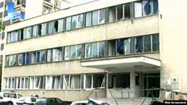 Policijska stanica u Bugojnu nakon napada 2010.