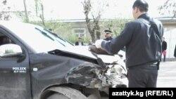 Жол кырсыгы, Кыргызстан