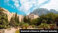 Пансионат «Изумруд» в Севастополе, в котором находится единственный в городе обсерватор