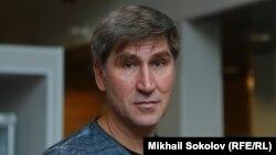 Лидер регионального отделения партии «Яблоко» в Карелии Василий Попов.