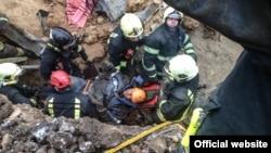 Спасательная операция продолжалась четыре часа