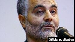 قاسم سلیمانی، فرمانده نیروی قدس سپاه پاسداران جمهوری اسلامی