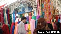 Bazarul de duminică de la Kashgar