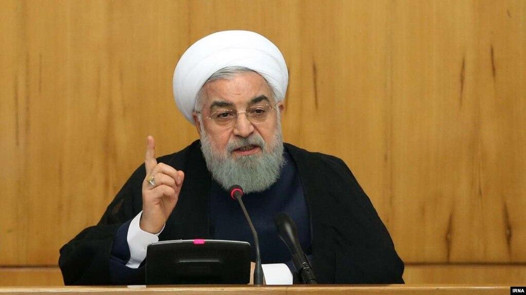 حسن روحانی: تسلیم نمیشویم حتی اگر سرزمین ما بمباران شود