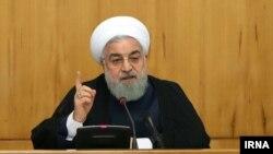 حسن روحانی میگوید که «صدای ذلت و تسلیم از سرزمین و از ایران ما بلند نخواهد شد».