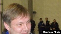 Юрий Калитвинцев, главный тренер сборной Украины по футболу