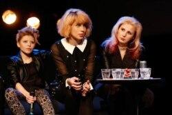 "Pussy Riot: русские ""звезды"" Роттердама"