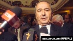Начальник консульского управления Министерства иностранных дел Армении Владимир Кармиршалян (архив)
