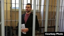 Віталій Марків в італійському суді. Павія, 8 лютого 2019 року