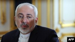 Iranian Foreign Minister Mohammad Javad Zarif in Vienna on June 27