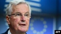 Michel Barnier, foto nga arkivi.